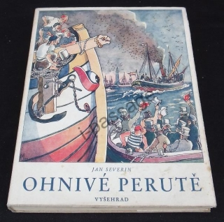 Jan Severin: Ohnivé perutě