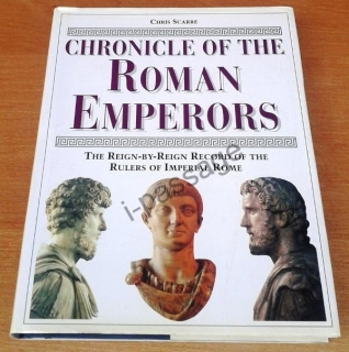 Chris Scarre: Chronicle of the Roman Emperors